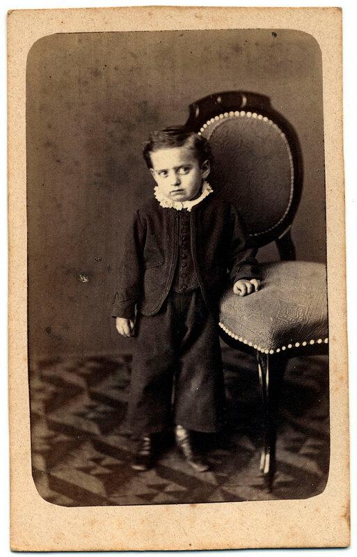 Oldal István (1828 - 1916) - Nagybecskerek ca. 1860s