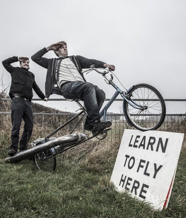 Самый опасный велосипед в мире