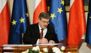 Prezydent w Dubaju: Polska jest bramą do Europy