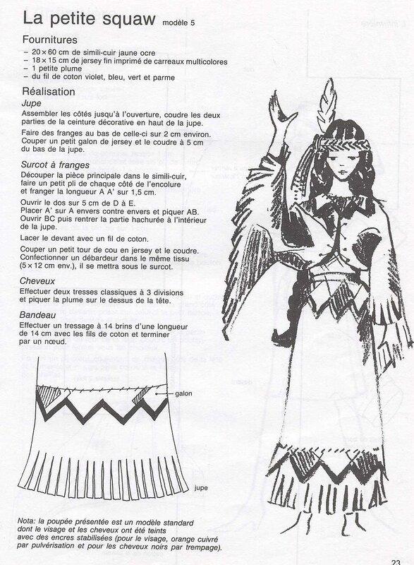Карнавал.Одежда для кукол. 30