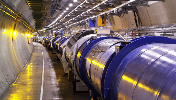 Большой адронный коллайдер, Швейцария