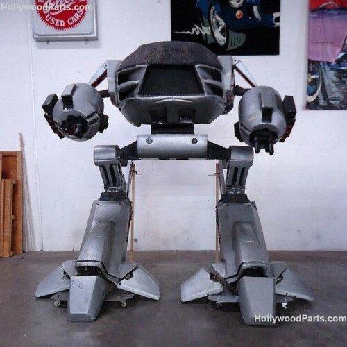«Робокоп»– телохранитель