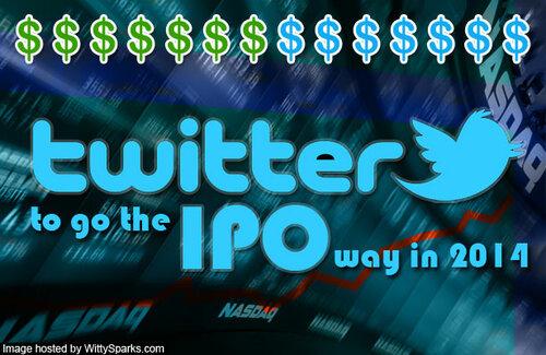 Twitter усердно добивается IPO