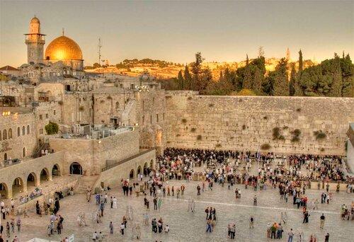 Израиль. Паломничество
