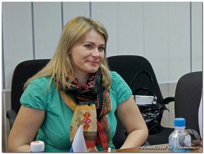 Студвесна-2014 в Тольятти. Анастасия Махнакова