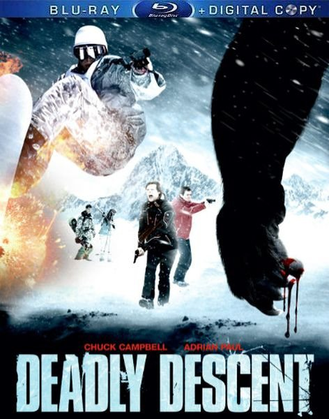����������� ����� / Deadly Descent (2013) HDRip