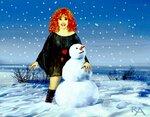 ''Снег падает на всех''
