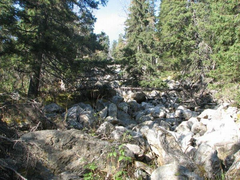 Каменные реки (21.06.2013)