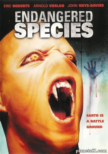 Опасные особи / Endangered Species (2003/DVDRip)