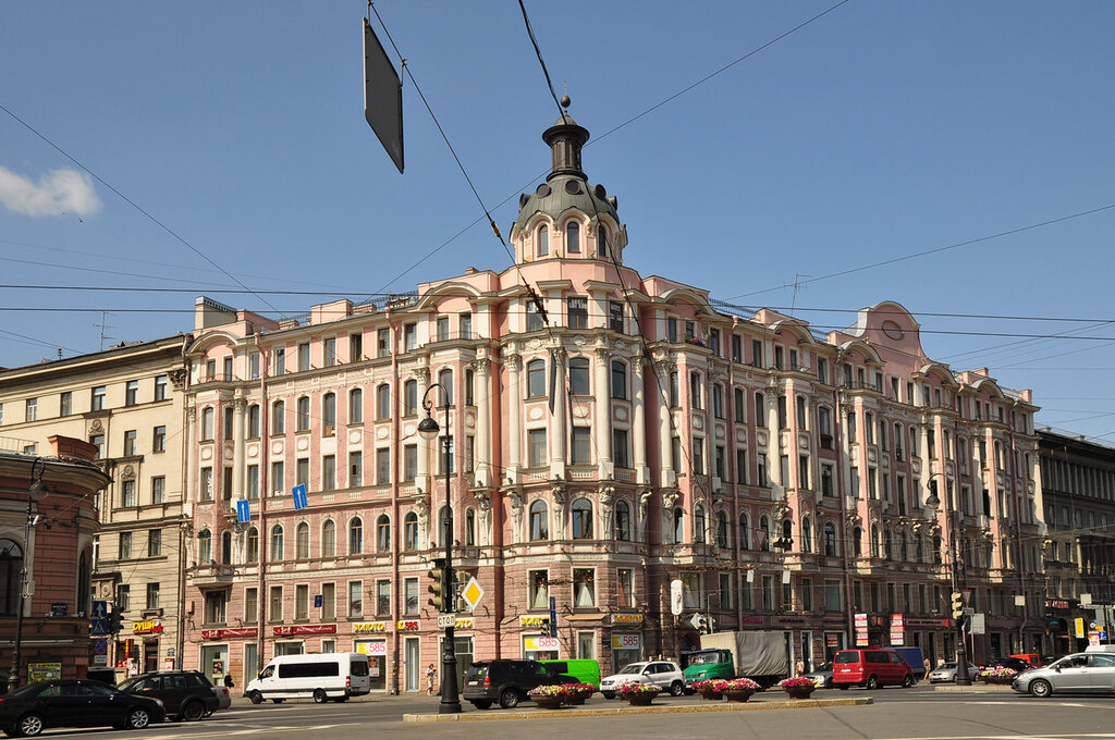 Большой проспект, Петроградская сторона