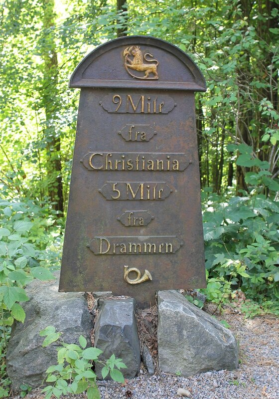 Осло, Почта, Норвежский этнографический музей