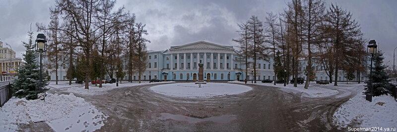 Культурный центр Вооруженных Сил РФ имени М. В. Фрунзе (усадьба Салтыкова)