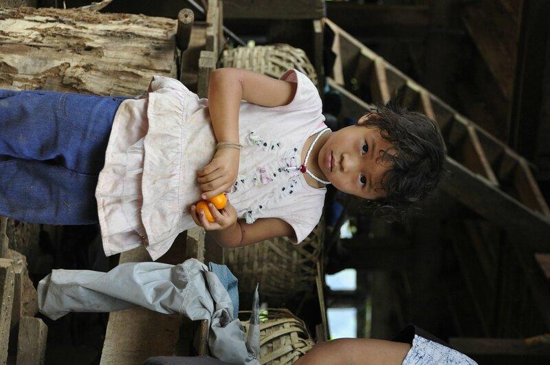 Дети Таиланда