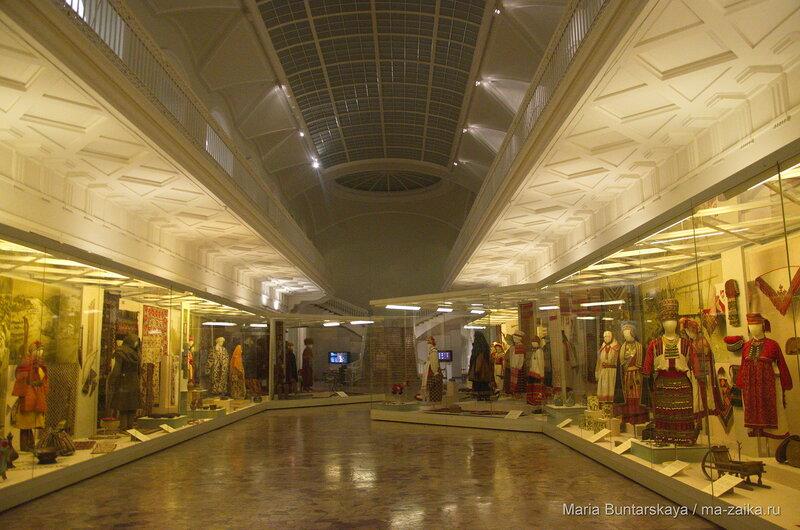 Этнографический музей, Санкт-Петербург, 17 декабря 2015 года
