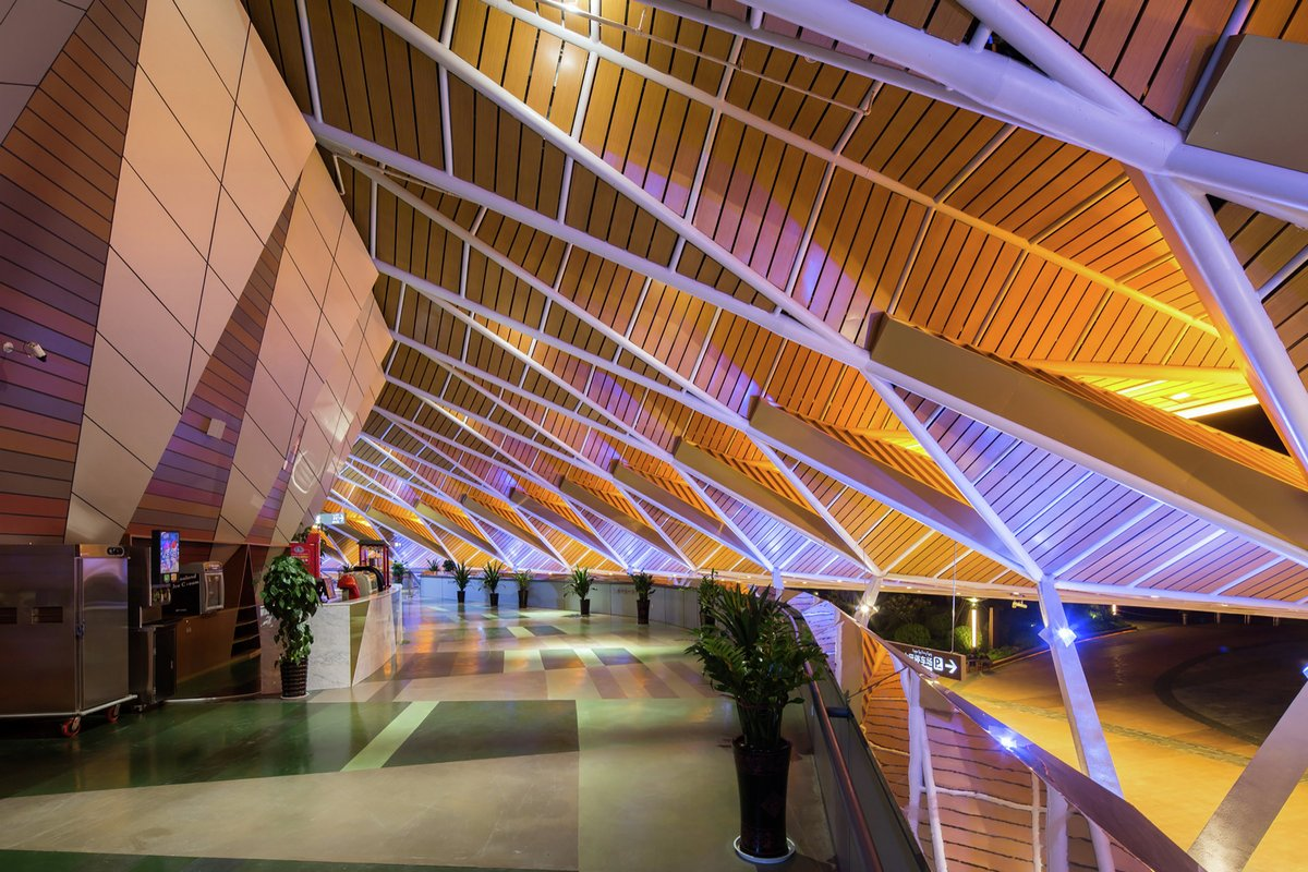 Stufish Entertainment Architects, Dai Show Theatre, Bespoke Theatre, роскошный театр, самый красивый театр, самые красивые театры мира