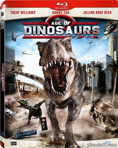Эра динозавров / Age of Dinosaurs (2013/BDRip/HDRip)