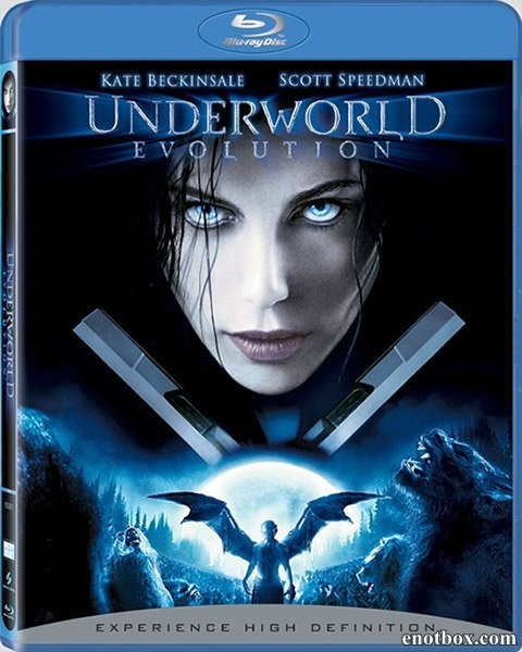 Другой мир 2: Эволюция / Underworld: Evolution (2006/BDRip/HDRip)