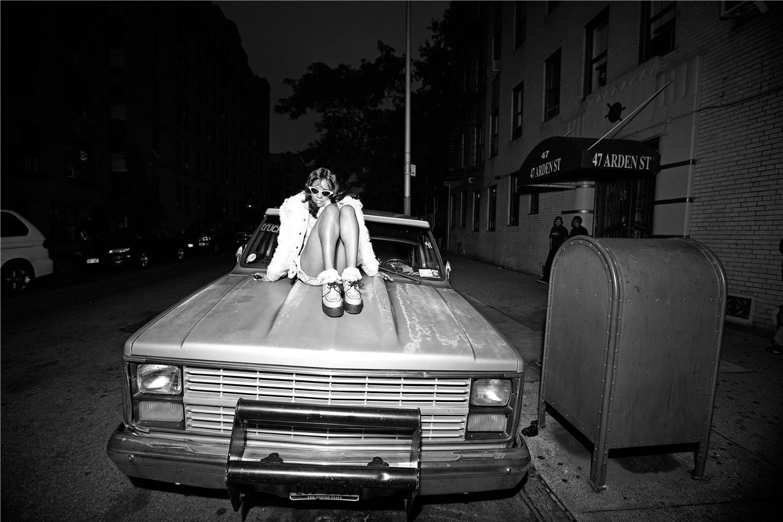 Azealia Banks / Азилия Бэнкс, фотограф Matt Barnes / 2011 год