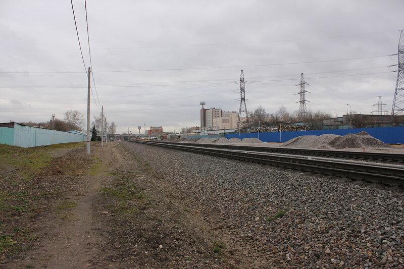 Станция Владыкино
