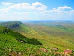Гора Куня.