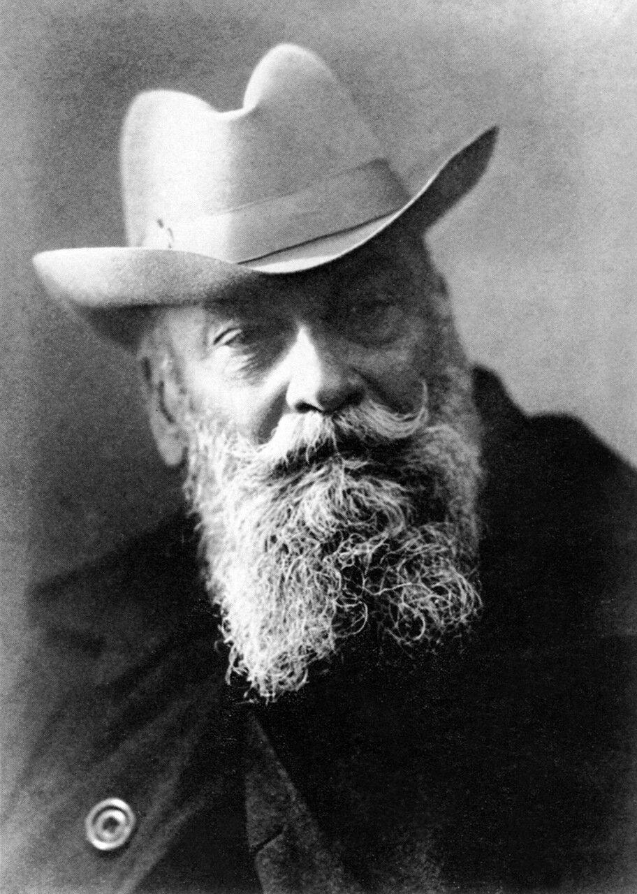 Н. Жуковский. 1919 год
