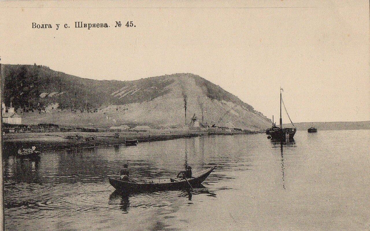 Волга у с.Ширяева