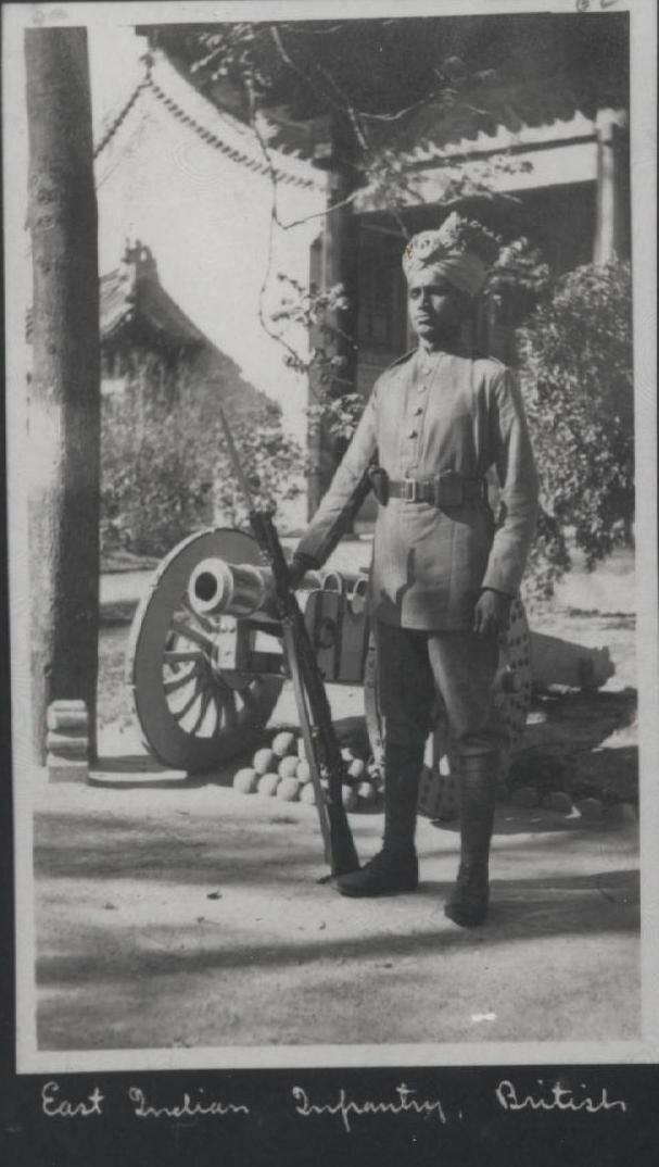 Британская Индийская пехота