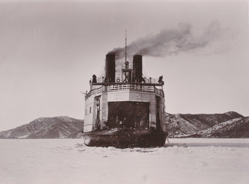 Ледокол «Байкал»