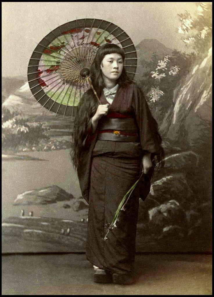 1880. Проститутка в ее свободный день