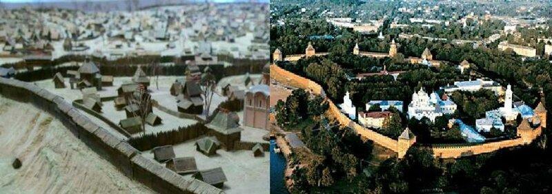 Когда был построен санкт петербург