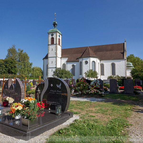 Город Кройцлинген, Швейцария, Бодензее.