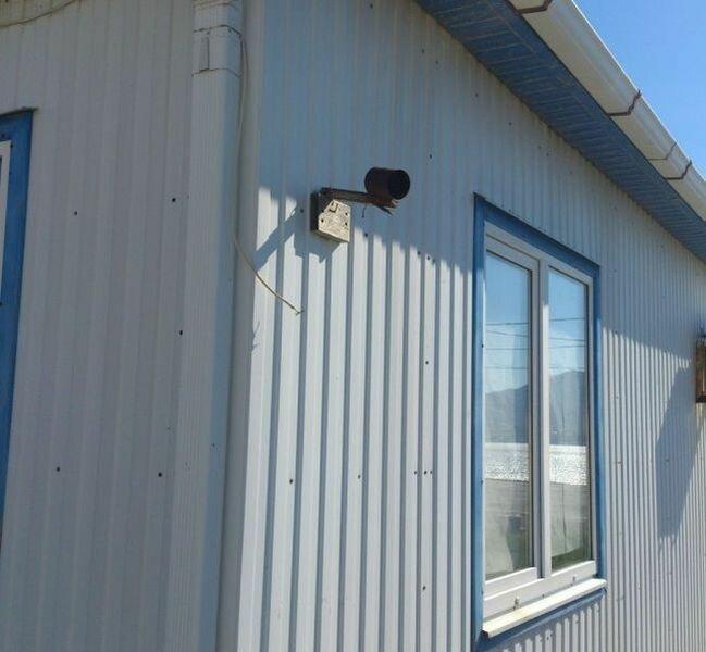 Высокотехнологичная камера видеонаблюдения