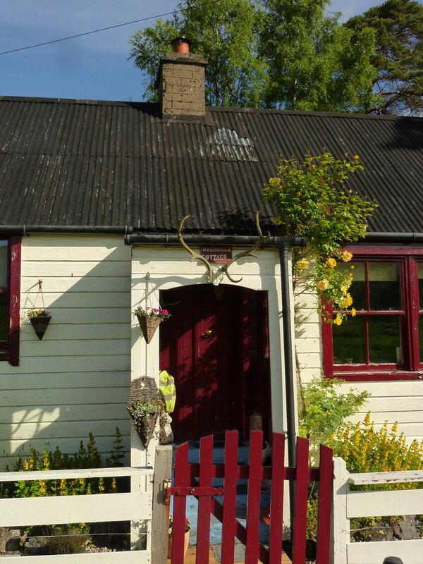 А рядышком - Inveroran Cottage