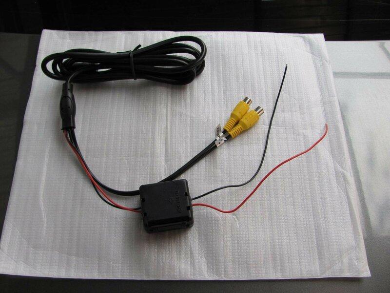 GearBest: Автомобильное зеркало-монитор и камера заднего вида с беспроводным блоком