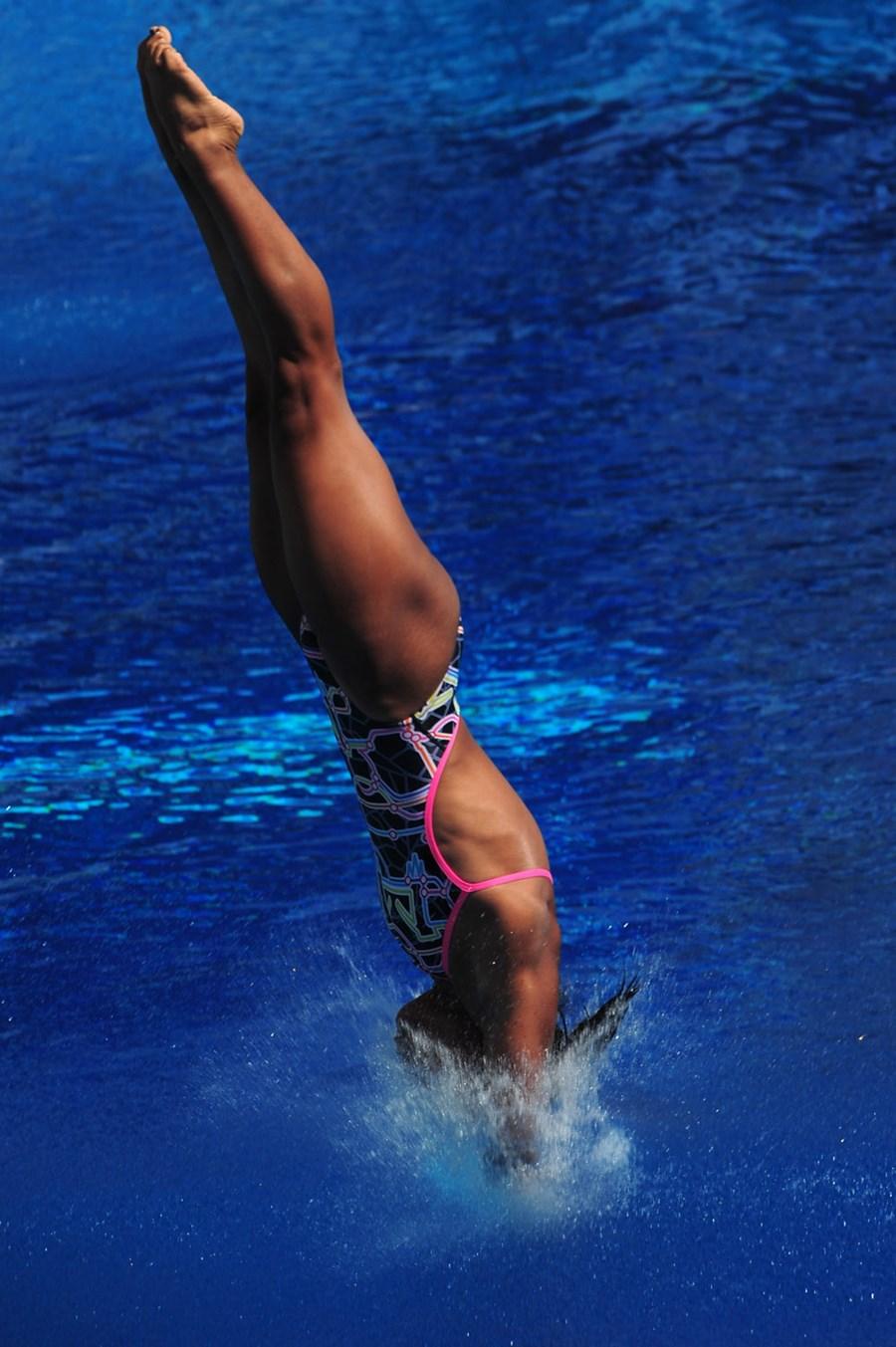 Эффектные фотографии с чемпионата мира по плаванию в Испании 0 e55ce c1037230 orig