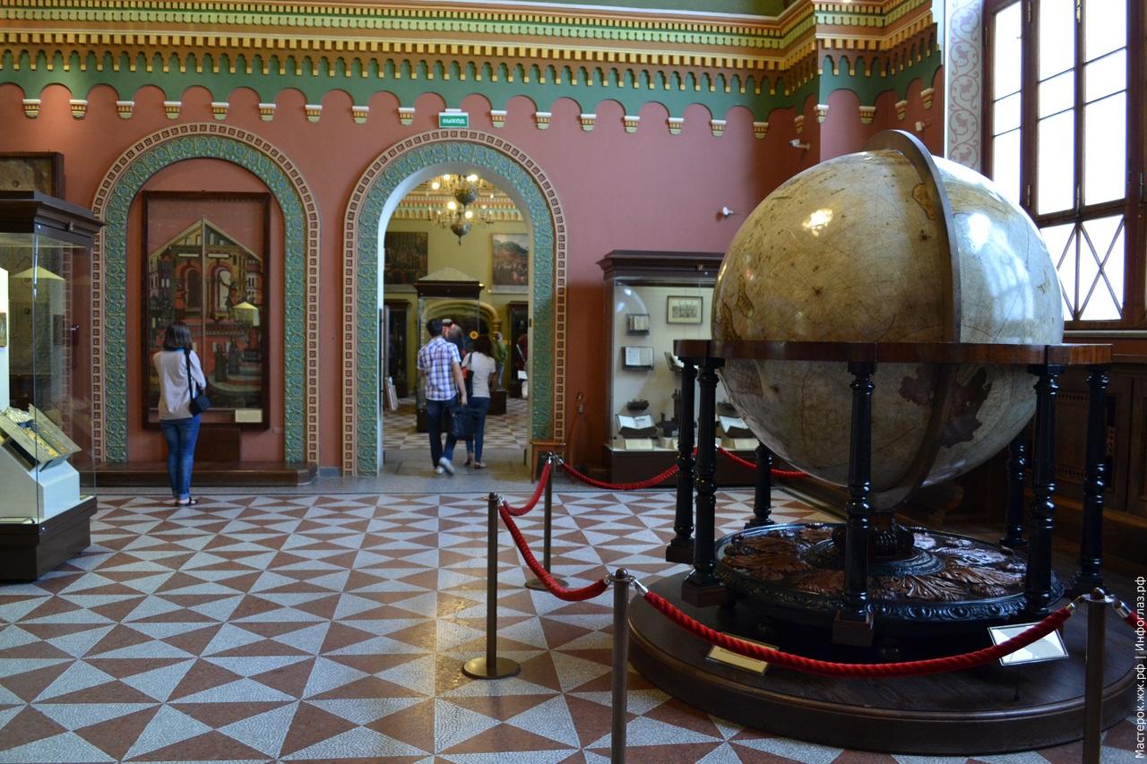 Исторический музей картинки внутри