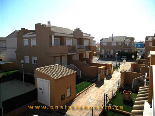 Таунхаус в Vergel, закрытый жилой комплекс, таунхаус в Верхеле, недвижимость в Аликанте, недвижимость в Дении, таунхаус от банка, залоговая недвижимость, недвижимость от банка, таунхаус в Испании, недвижимость в Испании, CostablancaVIP, Коста Бланка, новостройка