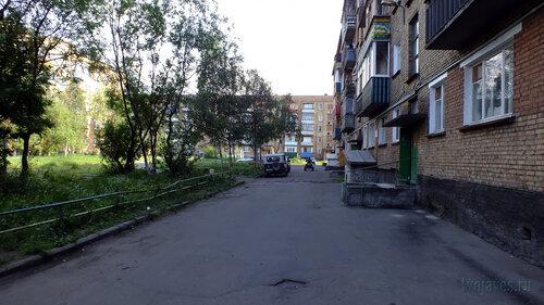 Фото города Инта №4961  Мира 21, Горького 8а и Мира 23 05.07.2013_15:34