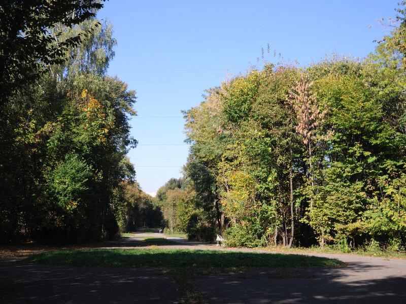 Снопковский парк