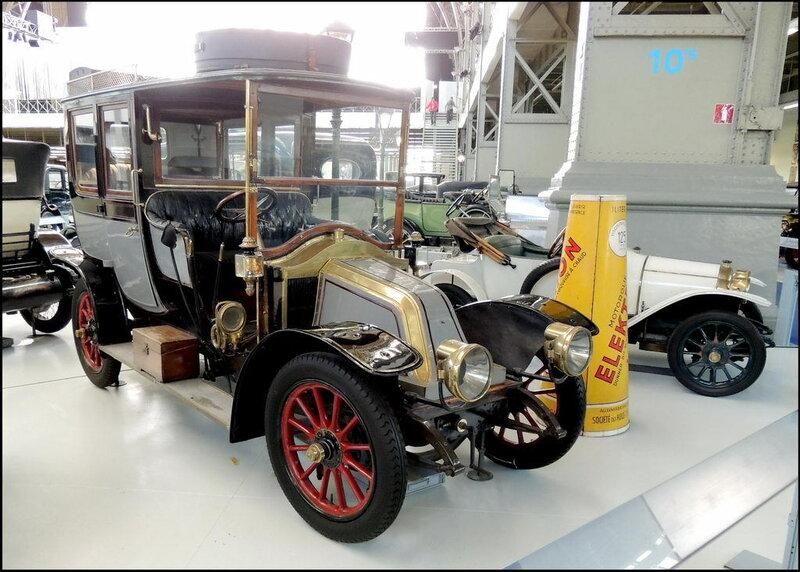 Autoworld 7987 Renault Type X-1 1908