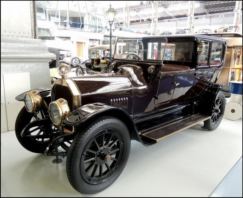 Autoworld 8008 Benz 1915