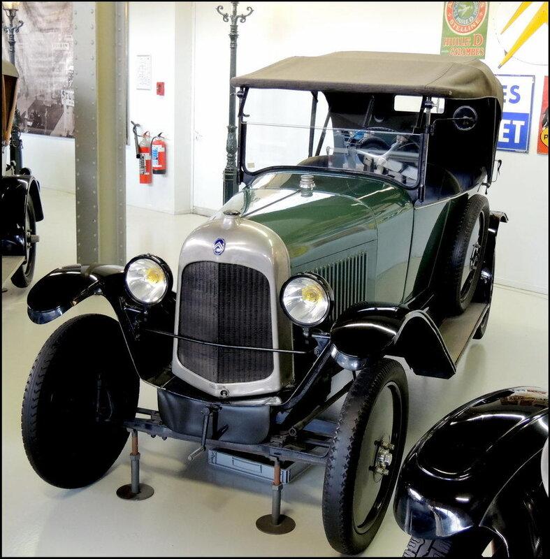 Autoworld 8013 Citroen Type B2 1923