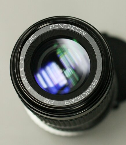 pentacon prakticar 70-210 f/4.0-5.6