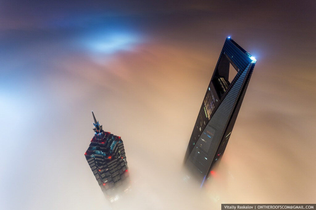 shanghai financial center