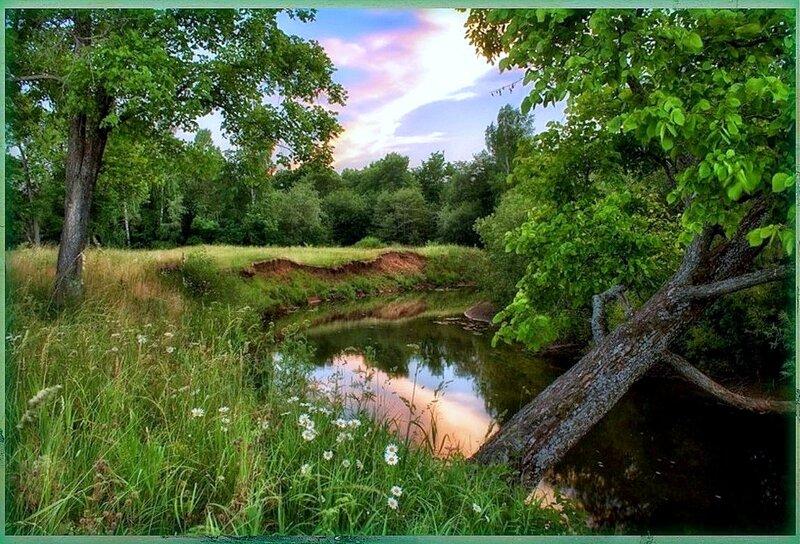 Природа, пейзаж,