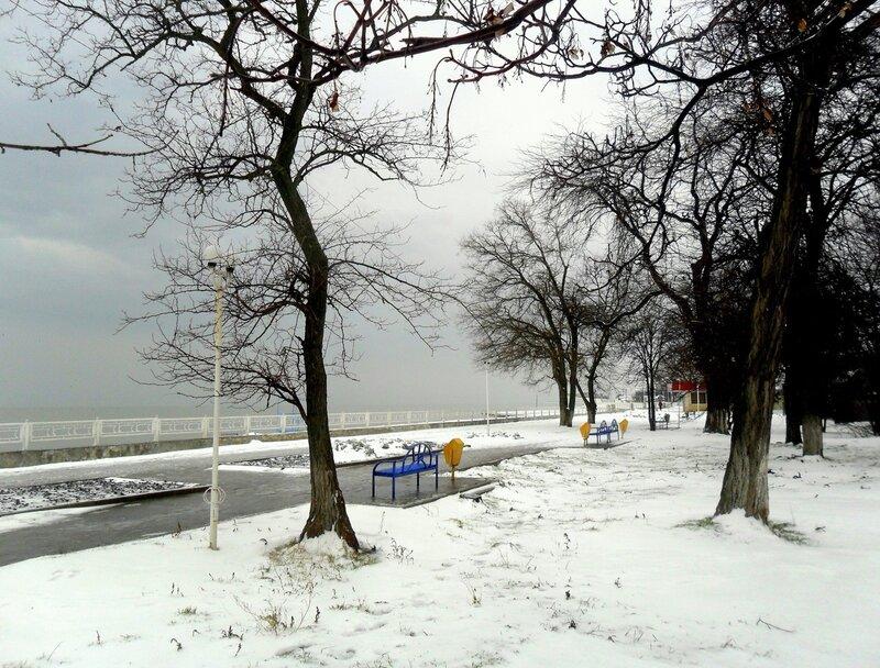 Картинки снежные, январь