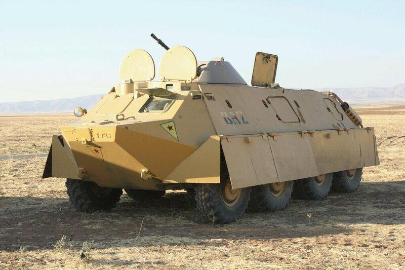 Русские танки №34 - БТР-60ПБ