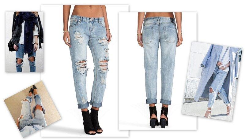 Как сделать джинсы голубыми в домашних условиях