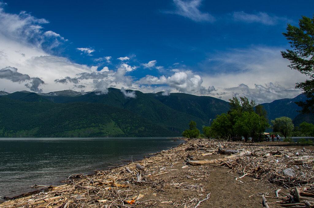 ахар, телецкое озеро южная сторона фото пол