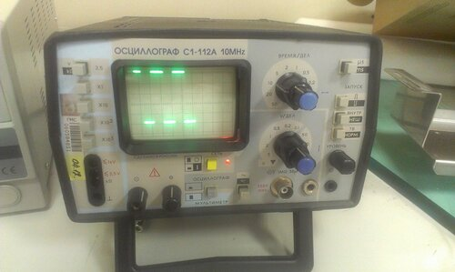 осциллограф с1-112 инструкция - фото 6